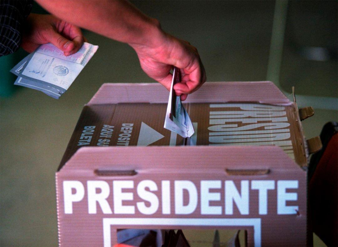 Urna Presidencial