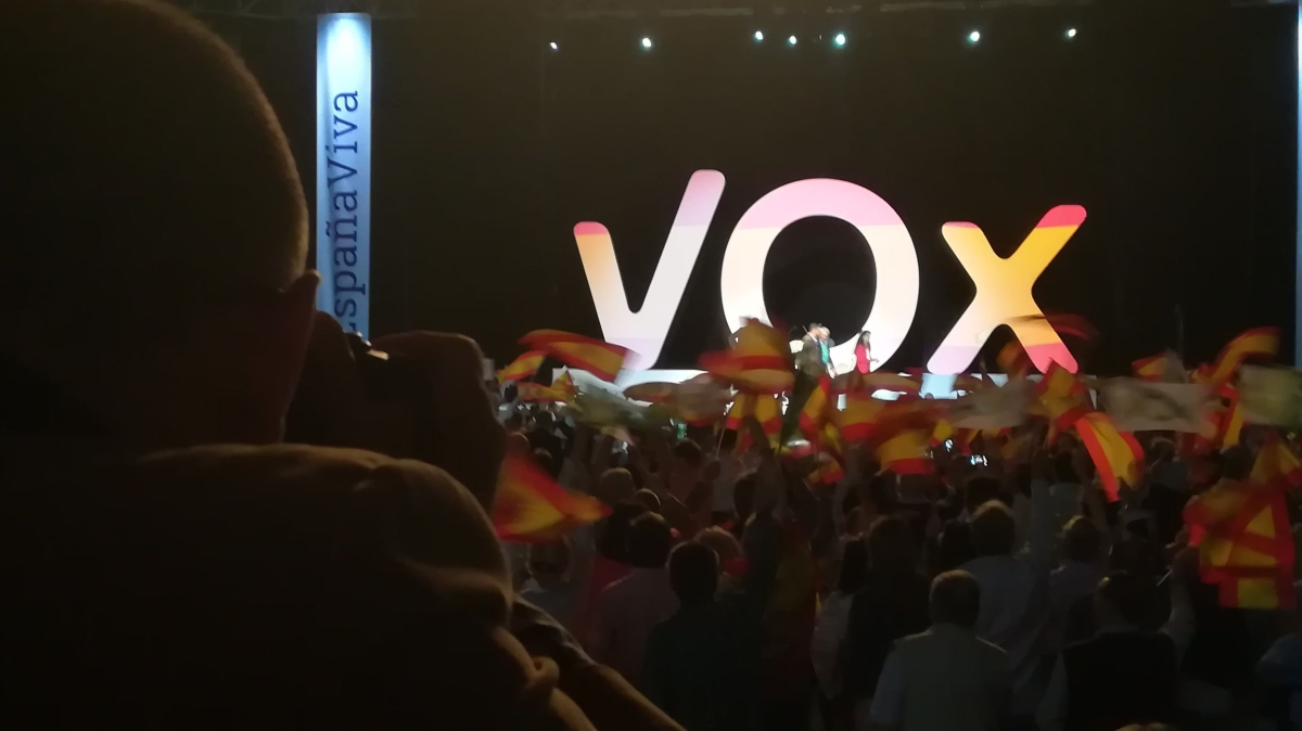 VOX contra el feminismo, la migración y la identidad de género en España